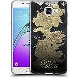 Officiel HBO Game Of Thrones Westeros Carte Art Clé Étui Coque en Gel molle pour Samsung Galaxy A5 (2016)