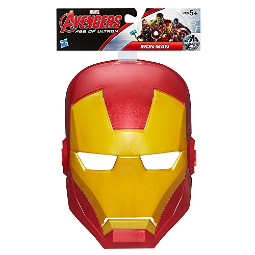 Avengers - Mascara de Iron man (Hasbro B1806)