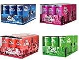 120 Dosen City gemischt 24 Hugo rose,36 Bellini,24 Hugo und 36 City Secco a 200ml