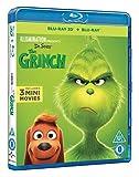 The Grinch (3D + Blu-ray) [2018] [Region Free]