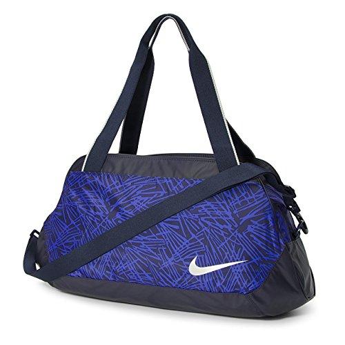 Nike Sporttasche Legend Club Print blau