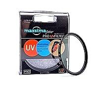 Maxsimafoto - 58mm filtro UV Protector para CANON 450D 500D 550D 600D 65...