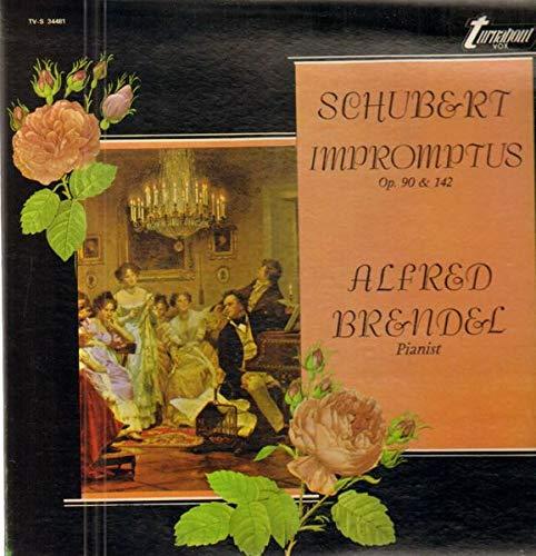 Impromptus Op. 90 & 142 [Vinyl LP] 142 Tv
