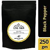 #10: Lev's Farm Gourmet Kerala Whole Black Pepper 250 g (Kali Mirch)