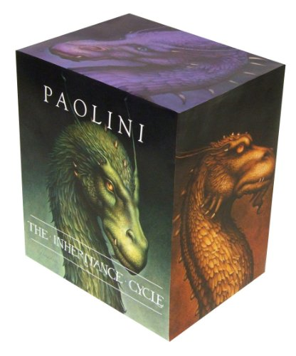 Inheritance Cycle 4 Book Boxed Set (The Inheritance Cycle, Band 25) (Box Set Vampire Diaries)