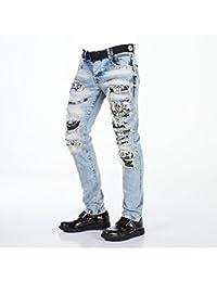 Cipo & Baxx Homme Jeans / Jean coupe droite Exeter