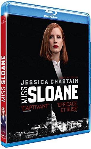 Miss Sloane [Blu-ray + Digital HD]