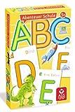 Abenteuer Schule ABC Quartett