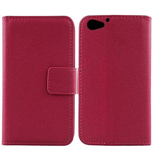 Gukas Design Echt Leder Tasche Für HTC one A9S 5
