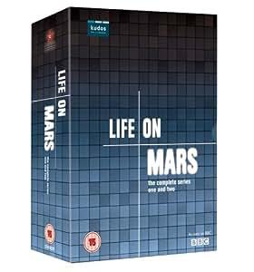 Life on Mars : Complete BBC Series 1 & 2 (8 Disc Box Set) [2006] [DVD]
