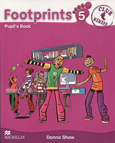 FOOTPRINTS 5 Pupil's Book - 9780230012301