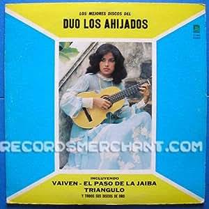 Los Mejores Discos Del Duo Los Ahijados [Vinyl LP]