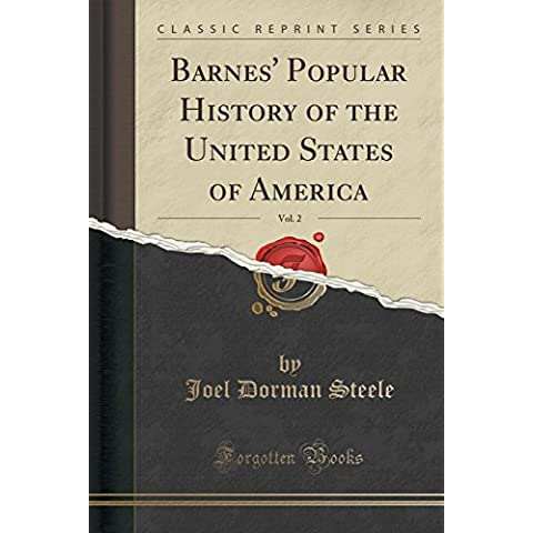 Barnes' Popular History of the United States