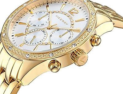 Reloj Viceroy Mujer 471070-15 Multifunción Dorado de Viceroy Relojes