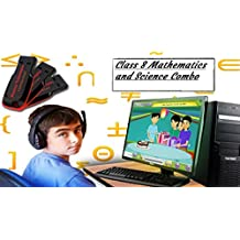 Heavenzr Technologies Class 8 COMBO (Mathematics And Science) Study Tool In Pendrive
