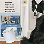 PoochieGuard Invisible Lightweight Protective Clear Film for Your Home's Doors, Windows and More; Protect Your Home From… 6