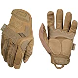 Mechanix Wear - M-Pact Coyote Guantes (Grande, Marrón)