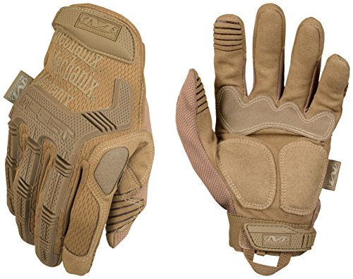 Mechanix Wear - M-Pact Coyote Guantes (X-Grande, Marrón)