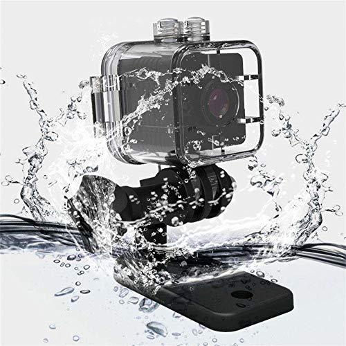 Negro KESOTO SQ23 Mini Dash Camera Video Recorder 1080P 155 Grados para Coche