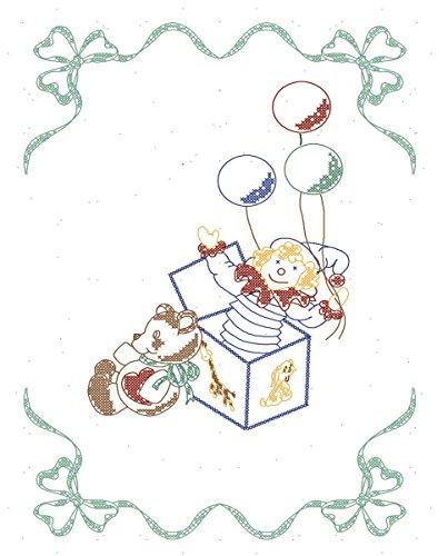 fairway-36-x-50-pollici-jack-in-the-box-timbrato-bambino-trapunta-top