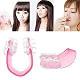 Pink Nose Up Clip Lifting Shaper Shaping Beauty Clipper Tool (Color: Pink)