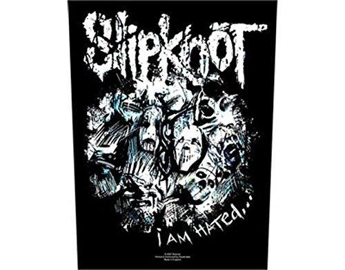 Slipknot - Am I Hated? - Grande Toppa/Patch