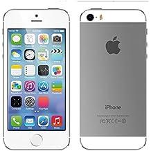 "Apple iPhone 5s Single SIM 4G 32GB Silver - Smartphones (10.2 cm (4""), 32 GB, 8 MP, iOS, 7, Silver)"