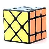 MagiDeal Zauberwürfel für Konzentrations- und Kombinationsübungen Rätsel-Würfel / Speed Cube / Magic-Cube Spielzeug für Kinder Erwachsene - # D