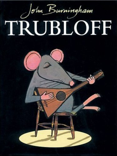 Trubloff : the mouse who wanted to play the balalaika