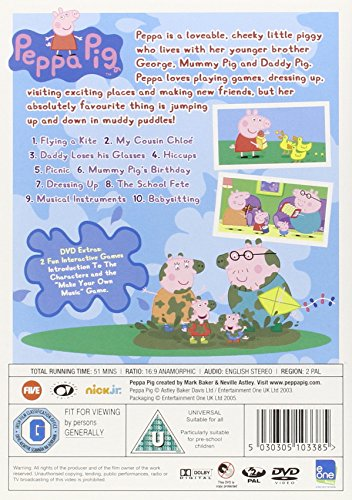Peppa Pig: Flying a Kite and Oth...
