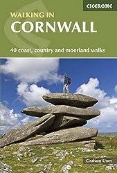 Walking in Cornwall (Coast, Country and Moorland Walks) (Cicerone Walking Guide)
