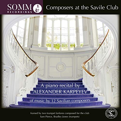 Composers at the Saviile Club [Import allemand]