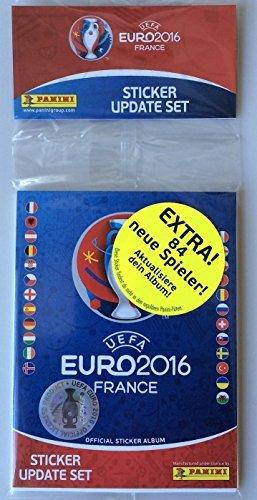Panini UEFA EURO 2016 France - Sticker Update Set 84 stickers - NEW by Panini