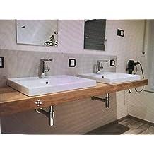 Suchergebnis auf f r waschtischplatte holz - Holz waschtischplatte ...