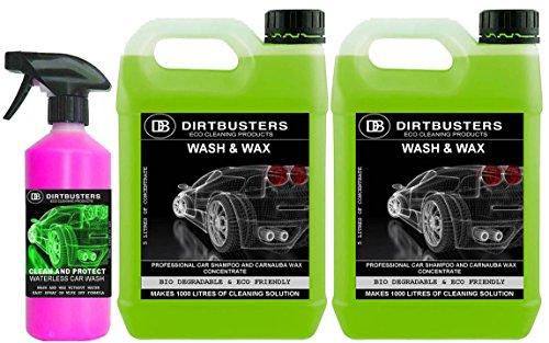 lavage-et-cire-professionnelle-nettoyant-pour-voiture-sans-rincage-2-x-5-litres-et-de-premiere-quali