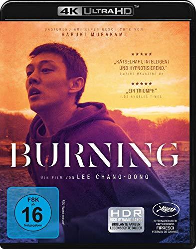Burning (4K UHD) [Blu-ray]