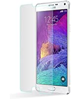 iProtect Screen Protector Tempered Glass Hartglas Schutzfolie für Samsung Galaxy Note 4 Display Schutzglas 0,3mm