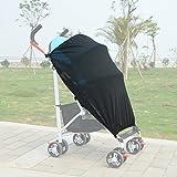 Universal Baby Sonnensegel, Sonnenschutz & Insektenschutz für Joie Litetrax 4 Sportwagen Buggy