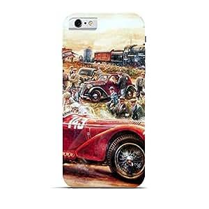 Hamee Designer Printed Hard Back Case Cover for Apple iPhone 7 Plus Design 4269