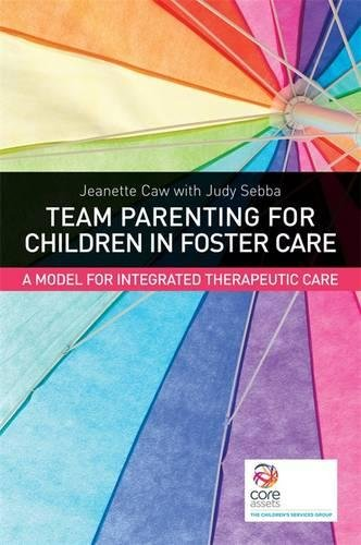 Team Parenting for Children in Foster Care Cover Image