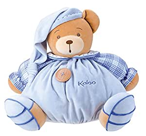 kaloo doudou blue range pyjama patapouf taille l jeux et jouets. Black Bedroom Furniture Sets. Home Design Ideas