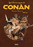 Les chroniques de Conan T09 - 1980 (1ºpartie) - Panini - 16/11/2011