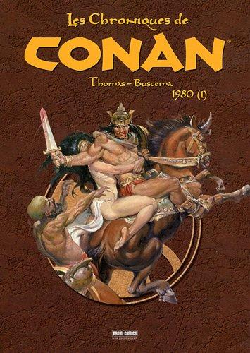 Les chroniques de Conan T09 - 1980 (1ºpartie)