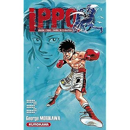 Ippo - saison 5, Dans l'ombre du champion - tome 03 (3)