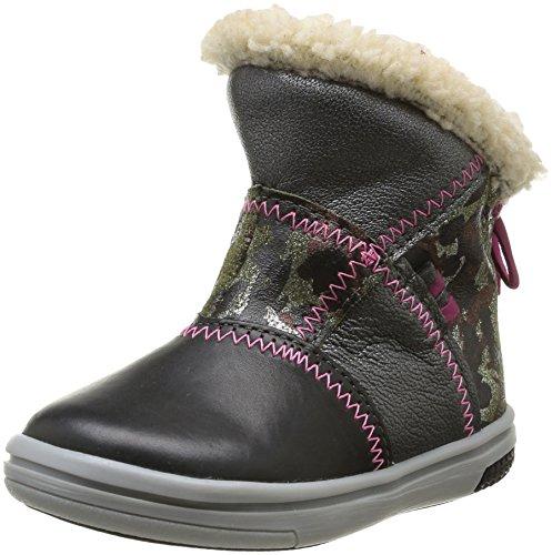 Noël Mini Marmo Ch, Boots bébé fille