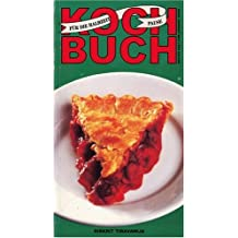 Kochbuch Fur Die Halbzeitpause: Soccer Half-time Cookery Book
