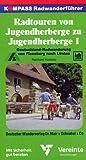 Kompass Radwanderführer, Radtouren von Jugendherberge zu Jugendherberge