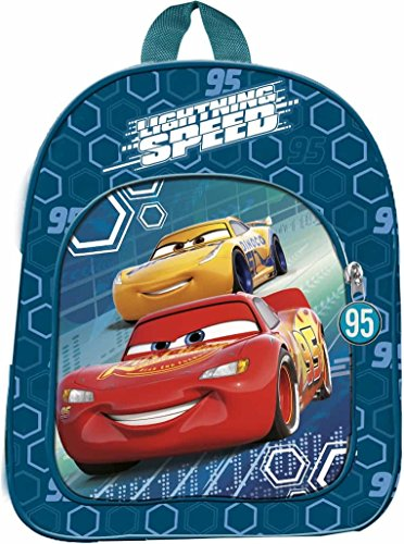 Star Licensing Disney Cars Zainetto per Bambini, 32 cm, Multicolore