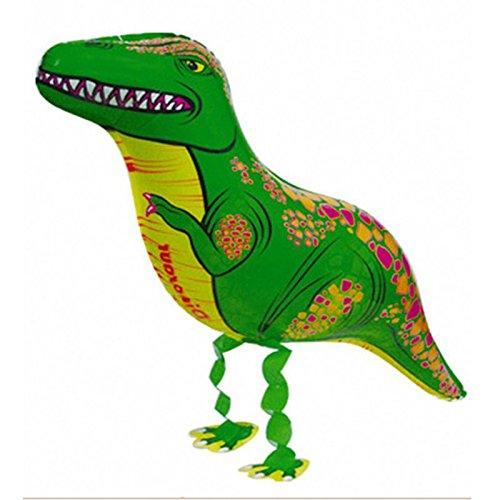 3 Unids globos helio XXL Dinosaurios ideales decoraciones para comuniones bodas fiestas partys barbacoas aniversarios jardines escaparates jugueteias... 85 cm x 40 cm de CHIPYHOME