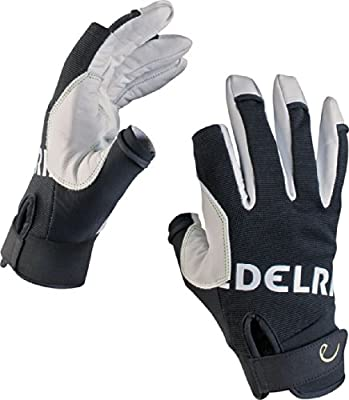 Edelrid Kletterhandschuhe Work Gloves Close von Edelrid - Outdoor Shop